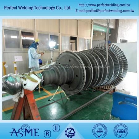 Stahlindustrie - Titanium Impeller
