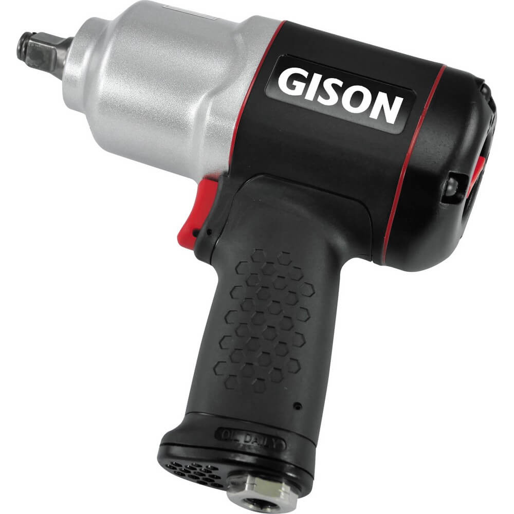 "1/2"" Composite Air Impact Wrench (820 ft.lb) - GW-21J"