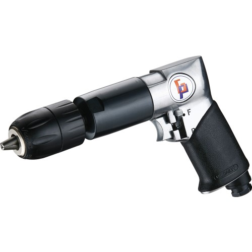 "1/2"" Reversible Air Drill (250rpm,Keyless) - GP-836E2"