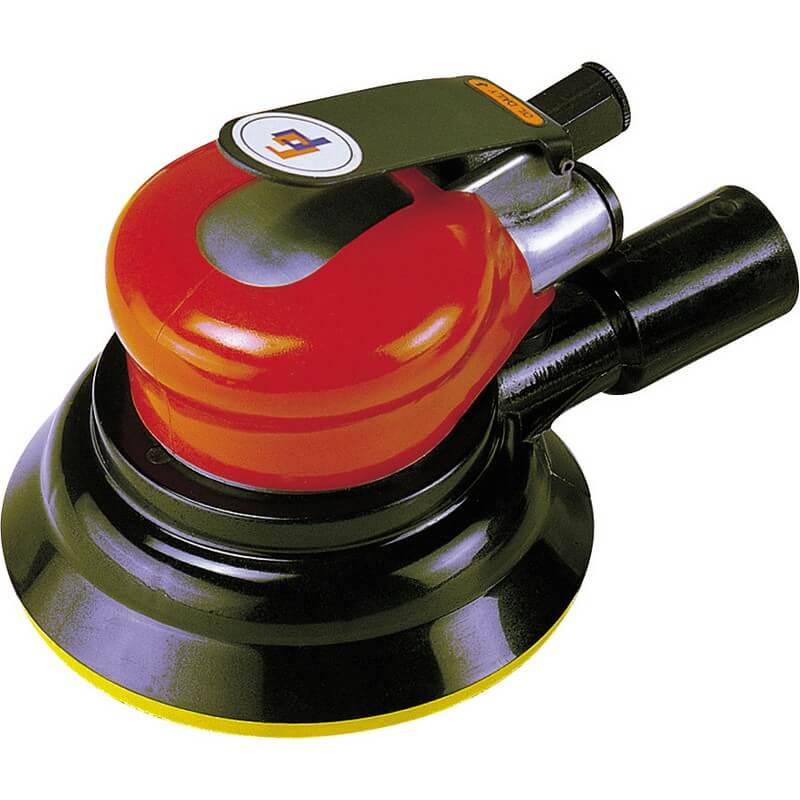 "5"" Air Random Orbital Sander (8000rpm, Self-Generation Vacuum) - GP-925"