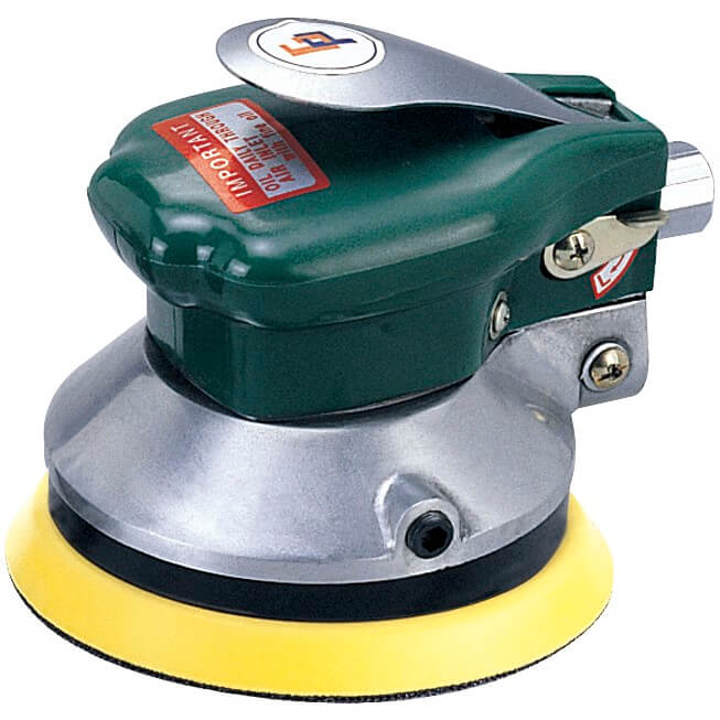 "5"" or 6"" Air Dual Action Sander (9000rpm, Non-Vacuum) - GP-937R"