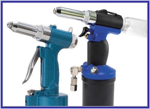 Riveteuse hydraulique pneumatique