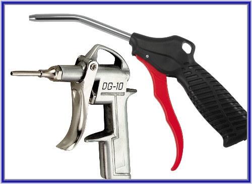 Пневматический пистолет, пневматические пистолеты