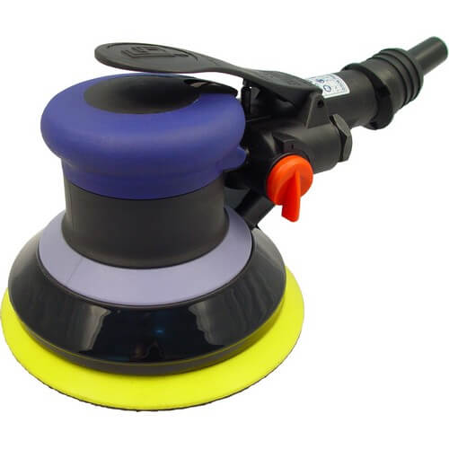 "5"" Air Random Orbital Sander (Self-Generated Vacuum, 11000rpm) - GPS-301S5"
