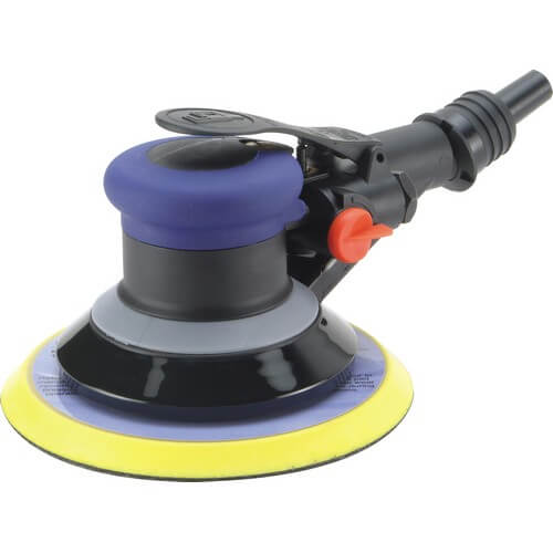 "6"" Air Random Orbital Sander (Self-Generated Vacuum, 11000rpm) - GPS-301S6"