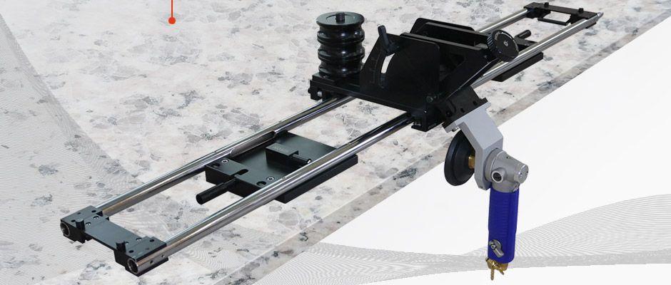 GP-VR120 linear sliding track with GP-VRA03