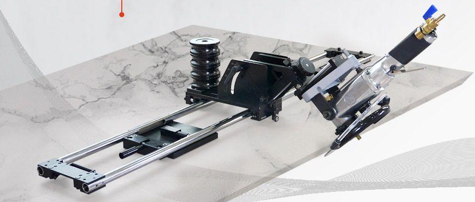 Faixa deslizante linear GP-VR120 GP-VRA04