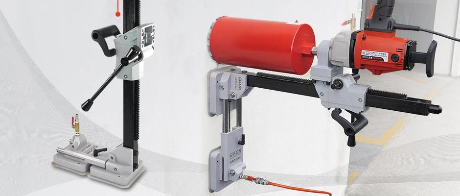 Suporte de perfuração GPD-234 GISON para furadeira elétrica