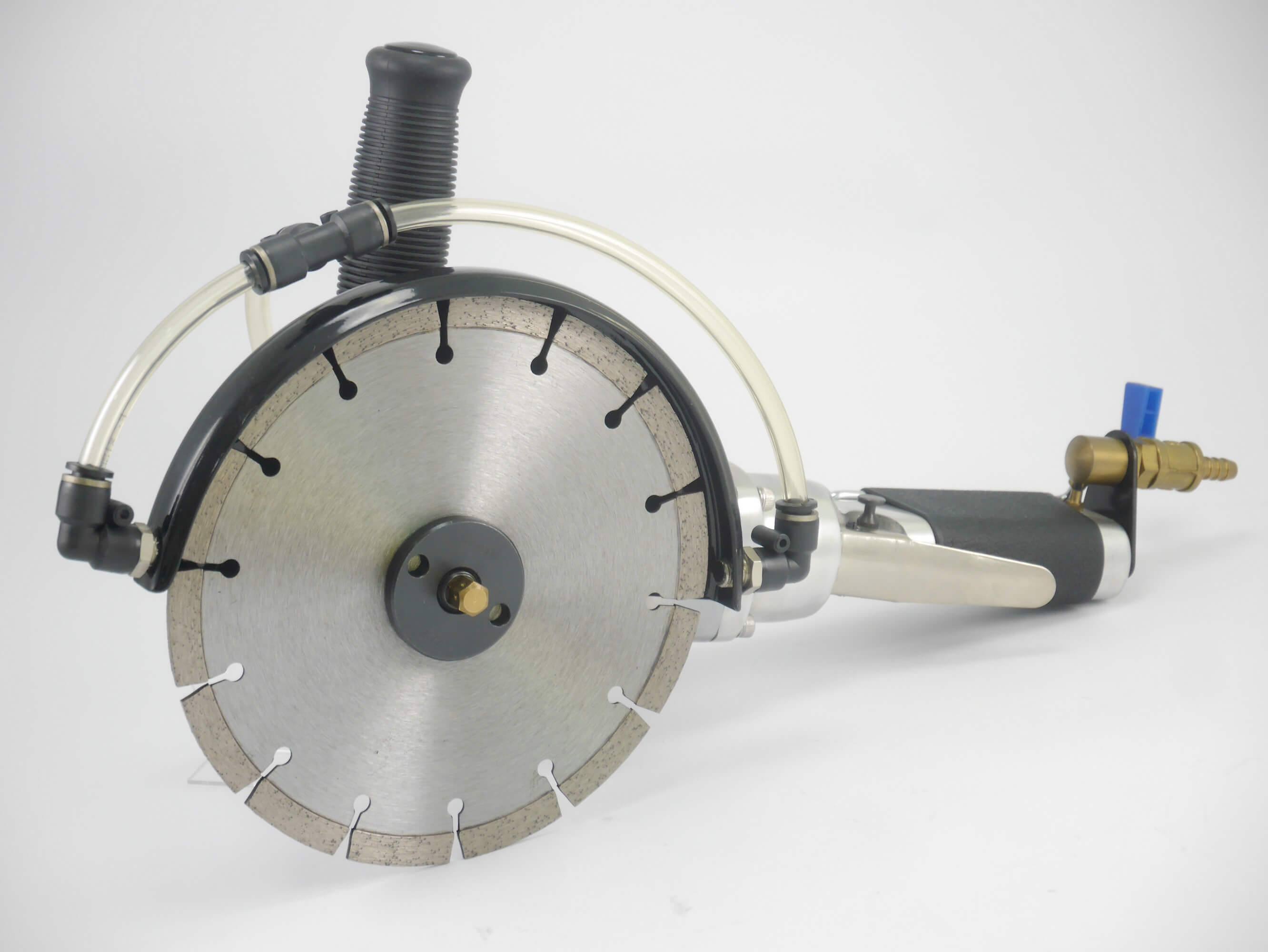 Wet Air Saw for Stone (6500rpm, Left Handle) Supply  Over 44 Years