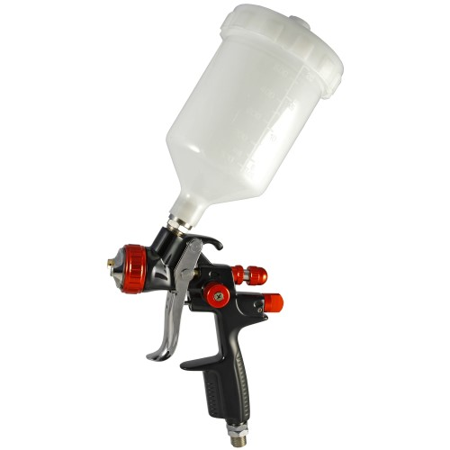 Air Spray Gun (Die Casting, cho lớp phủ nước-Borne) - Phòng tập thể dục-1000BD