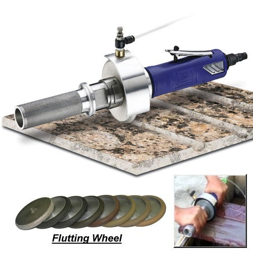 Air Wet Fluting Tool (2500rpm) - GPW-222Q