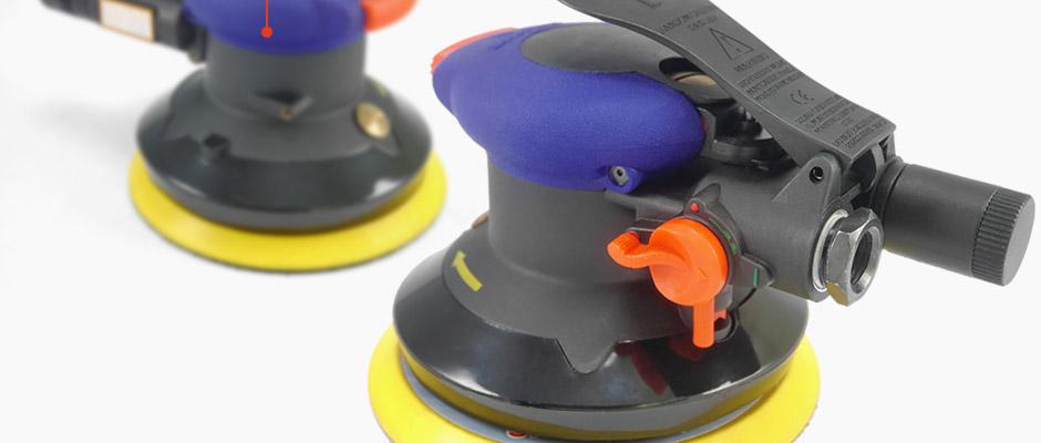 GISON's lucht excentrische schuurmachine GPS-303N5