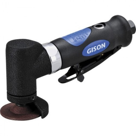 """100 degree 2"""" Composite Mini Air Angle Grinder (22000rpm,No Gear, Rear Exhaust)"""
