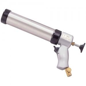 Pistola per calafataggio ad aria 2 in 1 (asta di spinta) GP-853-B