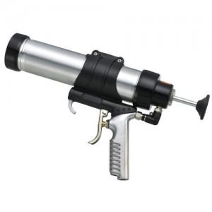 2-in-1 luchtkitpistool (duwstang) GP-853M