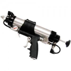 Etanșator de aer 3-în-1 și pistol de etanșare (tija de împingere) GP-853DC