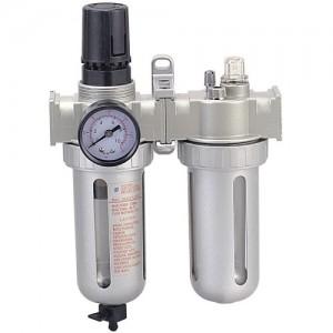 Блоки подготовки воздуха 3/8 дюйма 3-в-2 (воздушный фильтр / регулятор, лубрикатор) GP-816H1