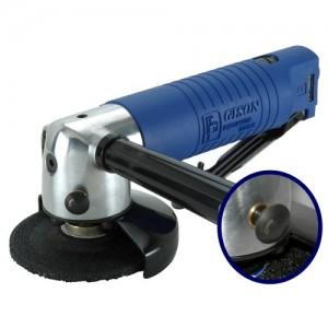 4-1 / 2-дюймовая угловая шлифовальная машина и шлифовальный станок (предохранительный рычаг, 12000 об / мин) ГП-914С