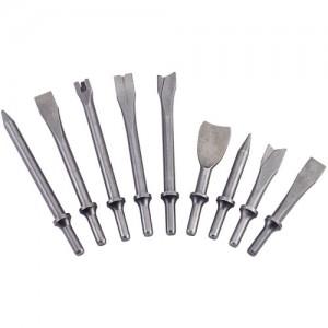 9-delige beitel (zeskant, 175 en 125 mm) voor GP-150/190/250-serie HPT-09H