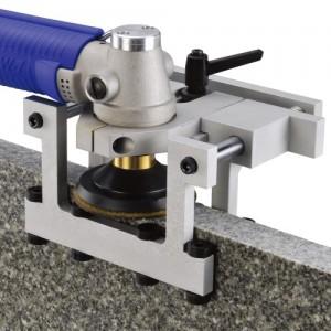 Base auxiliar de pulido de bordes / costuras de 90 grados GPW-A02