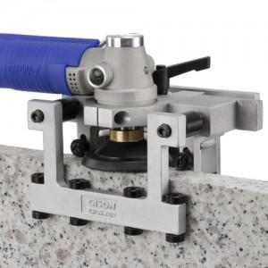 Base auxiliar de pulido de bordes / costuras de 90 grados GPW-A02A