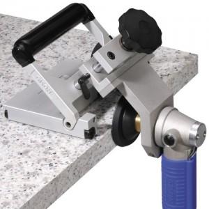 Base auxiliar de pulido de bordes / costuras de 90 grados GPW-A02B