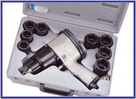 Kits de clés à chocs pneumatiques