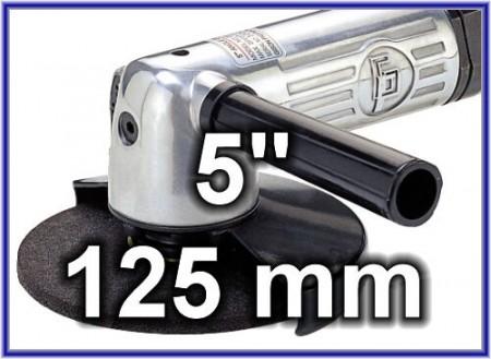 Amoladora de aire de 5 pulgadas (125 mm)