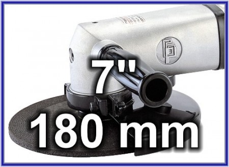 7 inch Air Grinder (175mm)