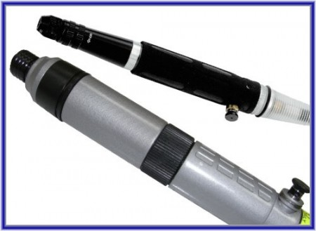 Воздушная отвертка (тип автоматического отключения)