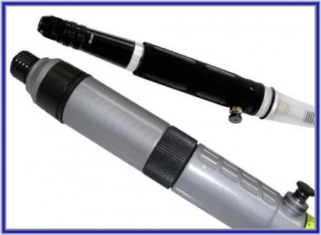 Șurubelniță cu aer (tip închidere automată)