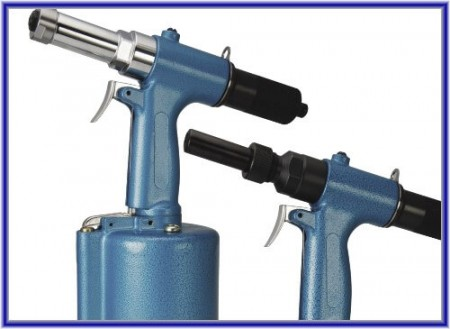 Special Air Hydraulic Riveter