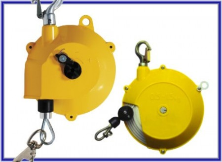 Balanceador de resorte (diseño en espiral)