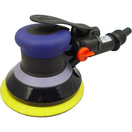 "5"" Air Random Orbital Sander (Central-Vacuum, 11000rpm) GPS-301C5"