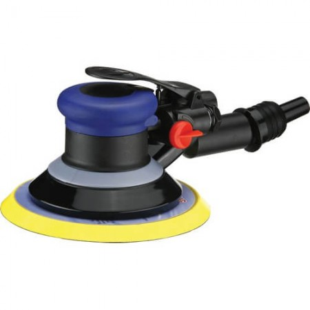 "6"" Air Random Orbital Sander (Central-Vacuum, 11000rpm) GPS-301C6"