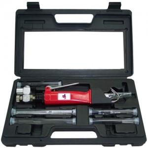 Zestaw piły pneumatycznej i pilnika (9000 uderzeń na minutę, tylny wydech) GP-848TK