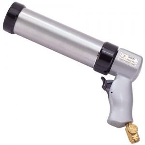 Pneumatische Kartuschenpistole (Zugleitung)