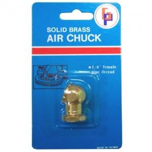 Air Chuck (Solid Brass) GAS-12