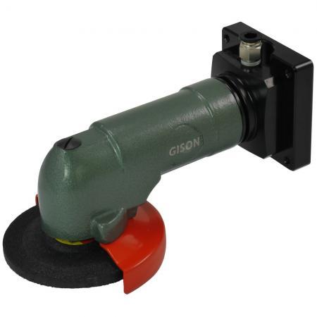 """Smerigliatrice pneumatica da 4 """"per braccio robotico (11000 giri / min)"""