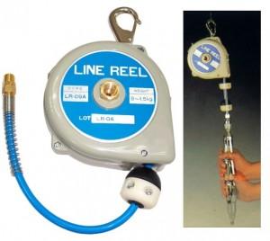 Luftschlauch-Balancer (0,6 ~ 1,5 kg, 5 mm x 8 mm x 1,2 m) GP-RB02