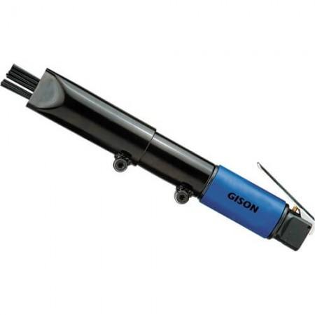 Air Needle Scaler (3700 bpm, 3 mm x 19), Air Pin Entrostungspistole GP-851A