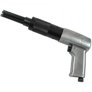 Air Needle Scaler (4000 bpm, 3 mm x 19), Air Pin Entrostungspistole GP-851H