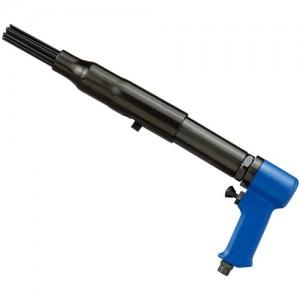 Air Needle Scaler (4600 bpm, 3 mm x 19), Air Pin Entrostungspistole GP-851H1