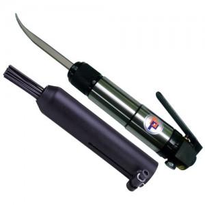 Air Needle Scaler / Air Flux Hacker (2 in 1) (4000 bpm, 3 mm x 19) GP-851E