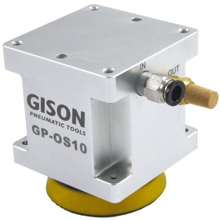 Ponceuse orbitale à air aléatoire de 3 po pour bras robotisé (12 000 tr / min) GP-OS30