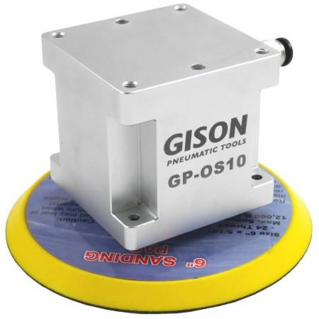 6-дюймовый воздушный случайный орбитальный шлифовальный станок для роботизированной руки (12000 об / мин) GP-OS60