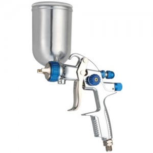 Pistola de pulverización de aire (fundición a presión, para revestimiento a base de agua) GYD-1000MDSC