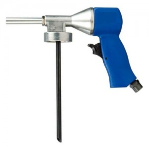 Pistola de revestimiento inferior neumática