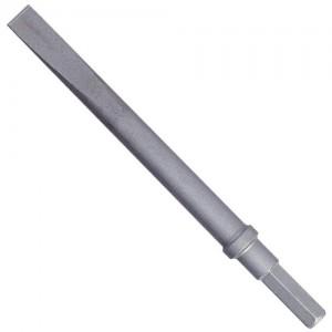 Beitel voor GP-891 (plat, rond, 215 mm) CHI-01FR