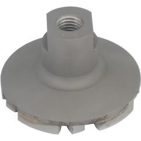 Алмазные металлические чашечные круги (для гранита, спеченные # 40) A01PDMP75G